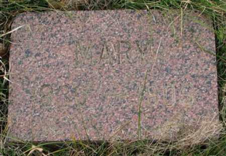 PETERSON, MARY - Clay County, South Dakota | MARY PETERSON - South Dakota Gravestone Photos
