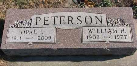 PETERSON, OPAL I. - Clay County, South Dakota | OPAL I. PETERSON - South Dakota Gravestone Photos