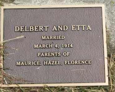 SHERK, DELBERT (MARRIED) - Clay County, South Dakota | DELBERT (MARRIED) SHERK - South Dakota Gravestone Photos