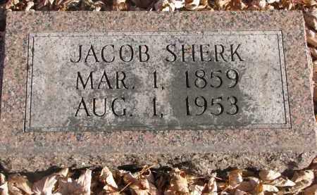 SHERK, JACOB - Clay County, South Dakota | JACOB SHERK - South Dakota Gravestone Photos