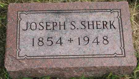 SHERK, JOSEPH S. - Clay County, South Dakota | JOSEPH S. SHERK - South Dakota Gravestone Photos