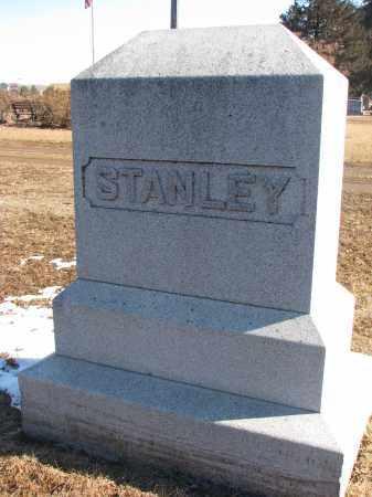 STANLEY, FAMILY STONE - Clay County, South Dakota   FAMILY STONE STANLEY - South Dakota Gravestone Photos