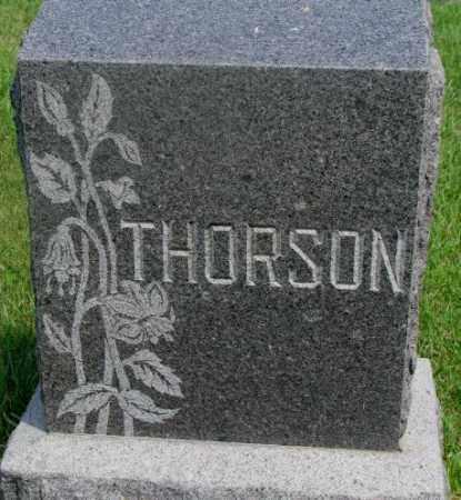THORSON, PLOT - Clay County, South Dakota | PLOT THORSON - South Dakota Gravestone Photos
