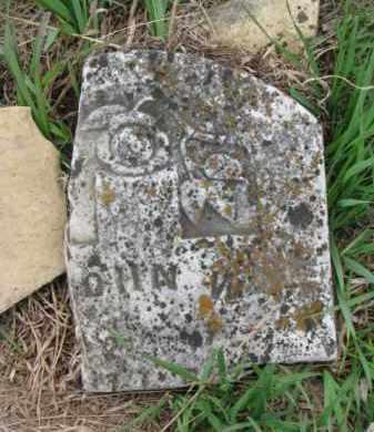 UNKNOWN, JOHN W. - Clay County, South Dakota | JOHN W. UNKNOWN - South Dakota Gravestone Photos