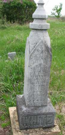 WHITE, MATTHEW - Clay County, South Dakota   MATTHEW WHITE - South Dakota Gravestone Photos