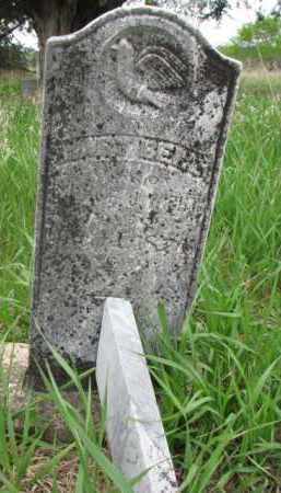 WIGHT, MARY BELLE - Clay County, South Dakota | MARY BELLE WIGHT - South Dakota Gravestone Photos