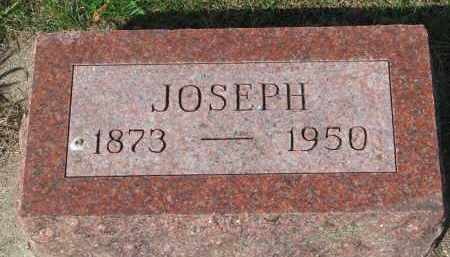 YUSTEN, JOSEPH - Clay County, South Dakota | JOSEPH YUSTEN - South Dakota Gravestone Photos
