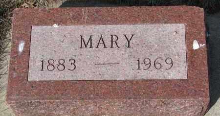 YUSTEN, MARY - Clay County, South Dakota | MARY YUSTEN - South Dakota Gravestone Photos