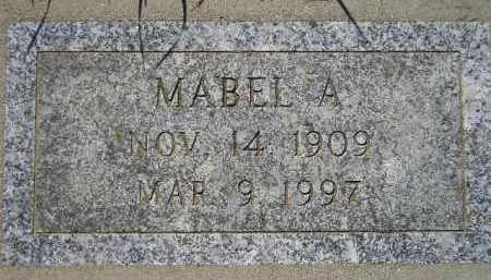HOLTAN AMDAHL, MABEL A. - Codington County, South Dakota | MABEL A. HOLTAN AMDAHL - South Dakota Gravestone Photos