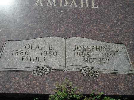 AMDAHL, JOSEPHINE BERGLIATT - Codington County, South Dakota | JOSEPHINE BERGLIATT AMDAHL - South Dakota Gravestone Photos