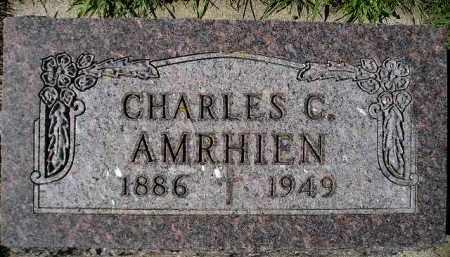 AMRHIEN, CHARLES C. - Codington County, South Dakota | CHARLES C. AMRHIEN - South Dakota Gravestone Photos
