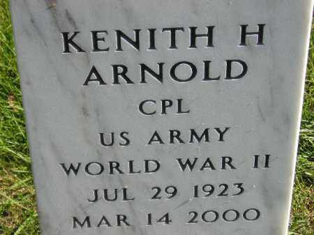ARNOLD, KENITH H. - Codington County, South Dakota | KENITH H. ARNOLD - South Dakota Gravestone Photos