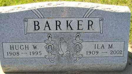 BARKER, ILA MARIE - Codington County, South Dakota | ILA MARIE BARKER - South Dakota Gravestone Photos