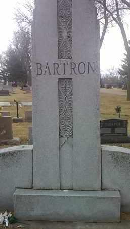 BARTRON, FAMILY STONE - Codington County, South Dakota | FAMILY STONE BARTRON - South Dakota Gravestone Photos