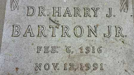 BARTRON, HARRY J JR DR - Codington County, South Dakota | HARRY J JR DR BARTRON - South Dakota Gravestone Photos