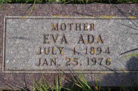 BELK, EVA ADA - Codington County, South Dakota | EVA ADA BELK - South Dakota Gravestone Photos