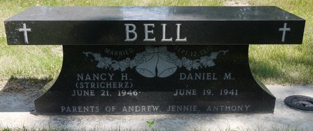 STRICHERZ BELL, NANCY H. - Codington County, South Dakota | NANCY H. STRICHERZ BELL - South Dakota Gravestone Photos