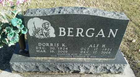 BERGAN, DORIS K - Codington County, South Dakota | DORIS K BERGAN - South Dakota Gravestone Photos