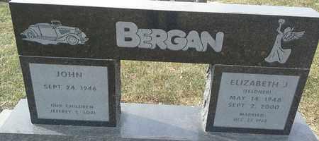 BERGAN, JOHN - Codington County, South Dakota   JOHN BERGAN - South Dakota Gravestone Photos