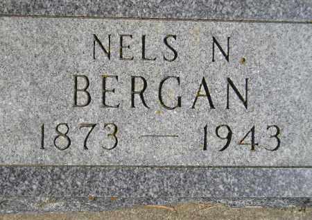 BERGAN, NELS N. - Codington County, South Dakota | NELS N. BERGAN - South Dakota Gravestone Photos