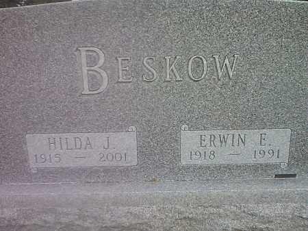 BESKOW, HILDA J - Codington County, South Dakota   HILDA J BESKOW - South Dakota Gravestone Photos