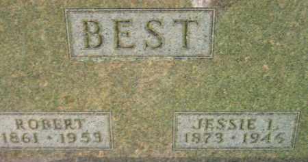 BEST, JESSIE - Codington County, South Dakota | JESSIE BEST - South Dakota Gravestone Photos