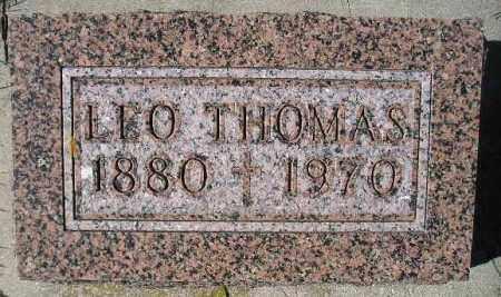 BLAIS, LEO THOMAS - Codington County, South Dakota | LEO THOMAS BLAIS - South Dakota Gravestone Photos