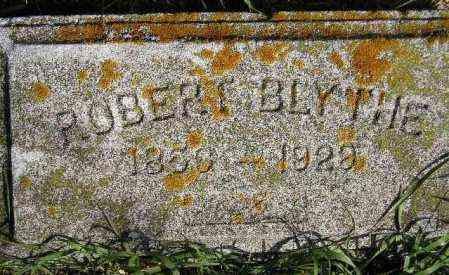 BLYTHE, ROBERT - Codington County, South Dakota | ROBERT BLYTHE - South Dakota Gravestone Photos