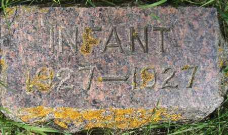 BOEHNKE, INFANT - Codington County, South Dakota | INFANT BOEHNKE - South Dakota Gravestone Photos