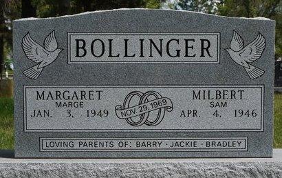 BOLLINGER, MILBERT - Codington County, South Dakota   MILBERT BOLLINGER - South Dakota Gravestone Photos