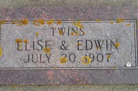 BORNS, ELISE - Codington County, South Dakota | ELISE BORNS - South Dakota Gravestone Photos