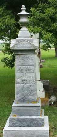 BORNS, FRED - Codington County, South Dakota | FRED BORNS - South Dakota Gravestone Photos