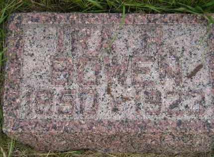 BOWEN, IRA H. - Codington County, South Dakota | IRA H. BOWEN - South Dakota Gravestone Photos