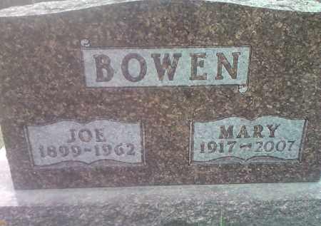 BOWEN, JOE - Codington County, South Dakota | JOE BOWEN - South Dakota Gravestone Photos