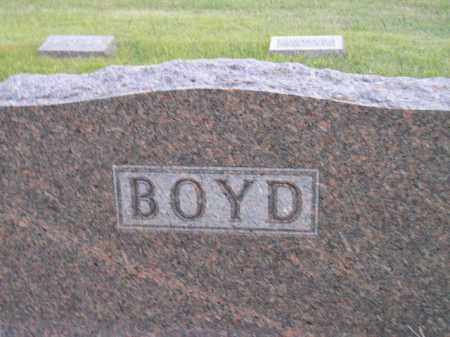 BOYD, FAMILY PLOT - Codington County, South Dakota | FAMILY PLOT BOYD - South Dakota Gravestone Photos