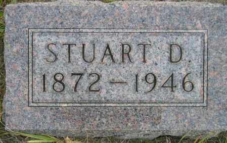 BOYD, STUART DOUGLAS - Codington County, South Dakota | STUART DOUGLAS BOYD - South Dakota Gravestone Photos