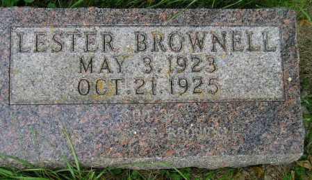 BROWNELL, LESTER FREDERICK - Codington County, South Dakota | LESTER FREDERICK BROWNELL - South Dakota Gravestone Photos