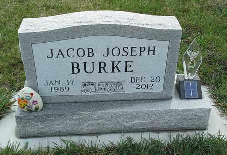 BURKE, JACOB JOSEPH - Codington County, South Dakota | JACOB JOSEPH BURKE - South Dakota Gravestone Photos