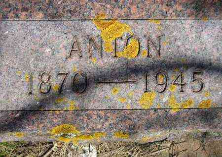 CARLSEN, ANTON INGVOLD - Codington County, South Dakota | ANTON INGVOLD CARLSEN - South Dakota Gravestone Photos