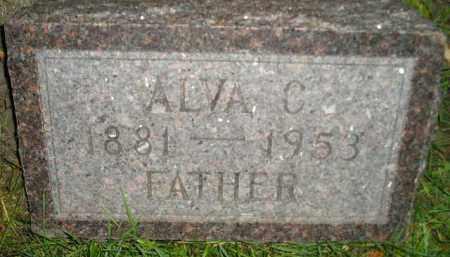 CLARK, ALVA C. - Codington County, South Dakota | ALVA C. CLARK - South Dakota Gravestone Photos