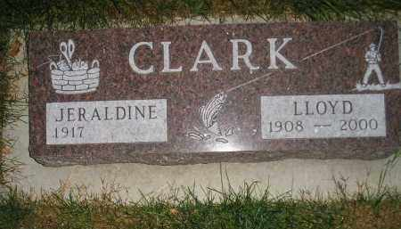 CLARK, JERALDINE - Codington County, South Dakota | JERALDINE CLARK - South Dakota Gravestone Photos