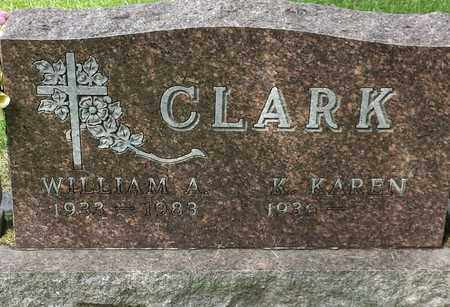 CLARK, WILLIAM A - Codington County, South Dakota | WILLIAM A CLARK - South Dakota Gravestone Photos