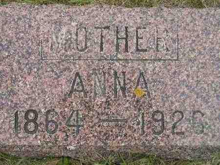 CLARKSEAN, ANNA - Codington County, South Dakota | ANNA CLARKSEAN - South Dakota Gravestone Photos