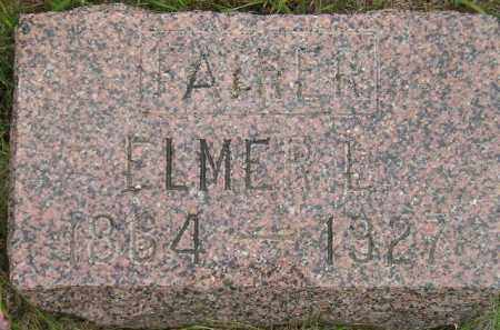 CLARKSEAN, ELMER L. - Codington County, South Dakota | ELMER L. CLARKSEAN - South Dakota Gravestone Photos