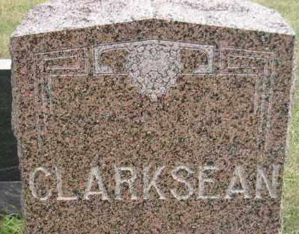 CLARKSEAN, FAMILY STONE - Codington County, South Dakota | FAMILY STONE CLARKSEAN - South Dakota Gravestone Photos