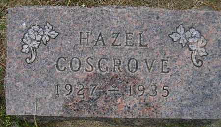 COSGROVE, HAZEL - Codington County, South Dakota   HAZEL COSGROVE - South Dakota Gravestone Photos