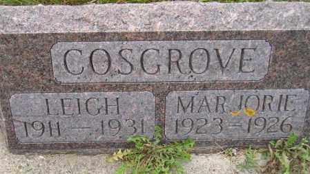 COSGROVE, LEIGH PAGE - Codington County, South Dakota | LEIGH PAGE COSGROVE - South Dakota Gravestone Photos