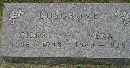 COSGROVE, VERA - Codington County, South Dakota | VERA COSGROVE - South Dakota Gravestone Photos
