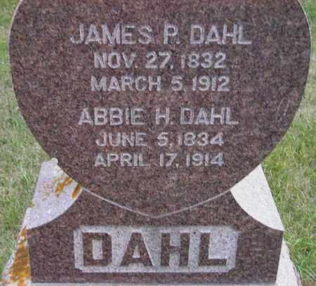DAHL, ABBIE H. - Codington County, South Dakota | ABBIE H. DAHL - South Dakota Gravestone Photos
