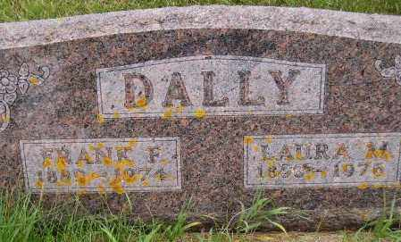 DALLY, LAURA MARIE - Codington County, South Dakota | LAURA MARIE DALLY - South Dakota Gravestone Photos